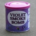 Violet Smoke Bomb