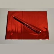 Fólie Lesklá - Červená  (50 ks)