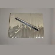 Fólie Lesklá - Stříbrná  (50 ks)