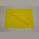 Fólie Matná - Žlutá  (50 ks)