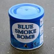 Blue Smoke Bomb