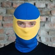 Kukla Modro-Žluto-Modrá