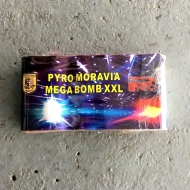 Mega Bomb Crackling (6 ks)