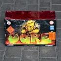 Ohňostroj Ogre (50 ran)