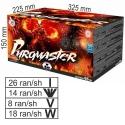 Ohňostroj Pyromaster (66 ran)
