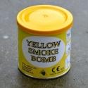 Yellow Smoke Bomb